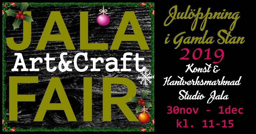 Jala Art&Craft Fair: X-mas 2019