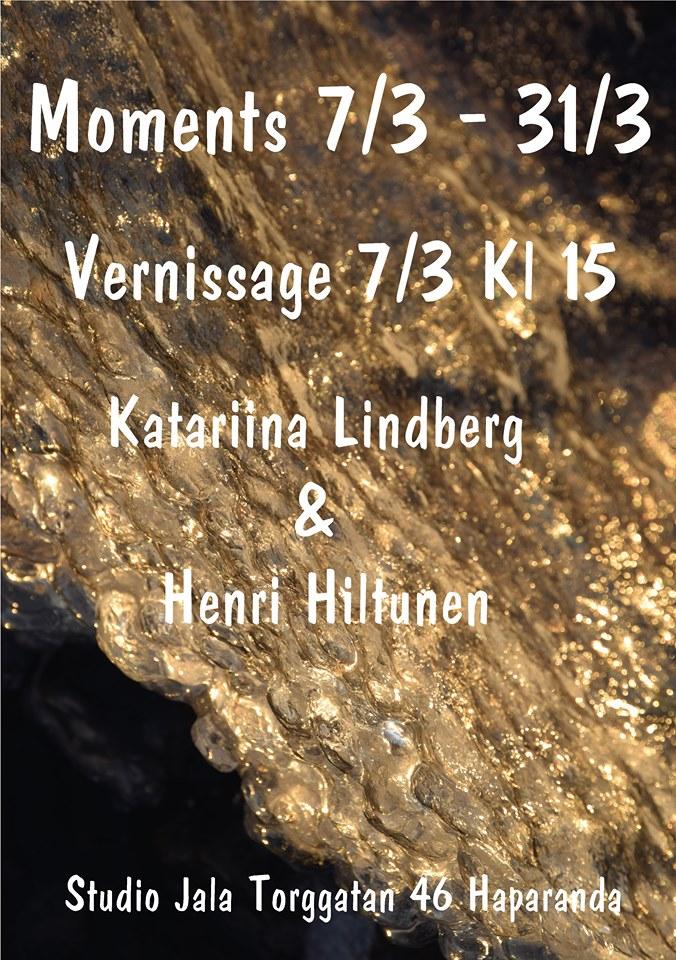 Moments – Henri Hiltunen & Katariina Lindberg