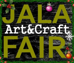 Jala Art & Craft Fair, Julöppning 2018!