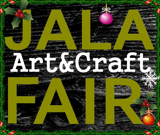 Jala Art & Craft Fair, Julöppning 2018!