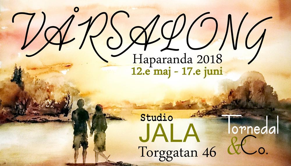 Premiär för Vårsalong i Haparanda!