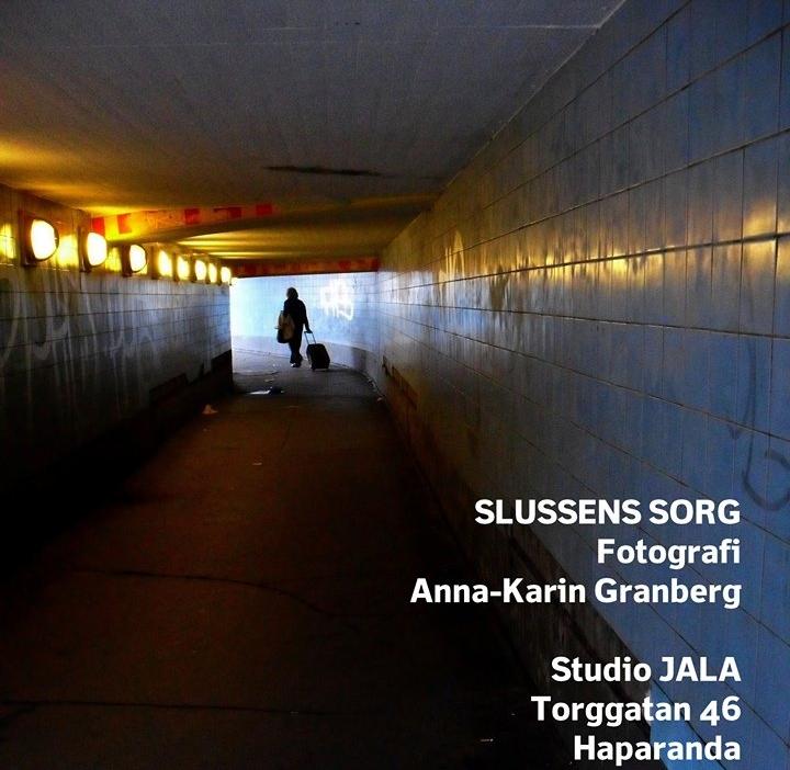 Utställning: Slussens Sorg av Anna-Karin Granberg